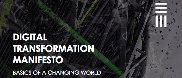 Digital Transformation Manifesto - understand the basics of a changing world