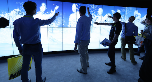 CES_Interactive_Wall