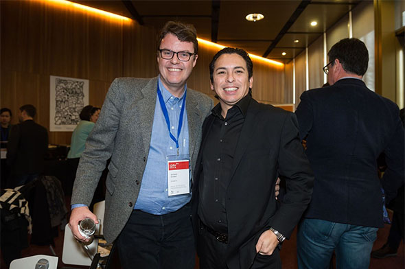 Arnaud Grobet & Brian Solis have been friends for years